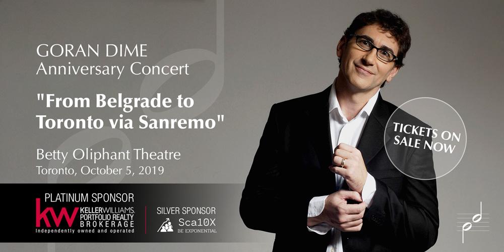 From Belgrade to Toronto via Sanremo
